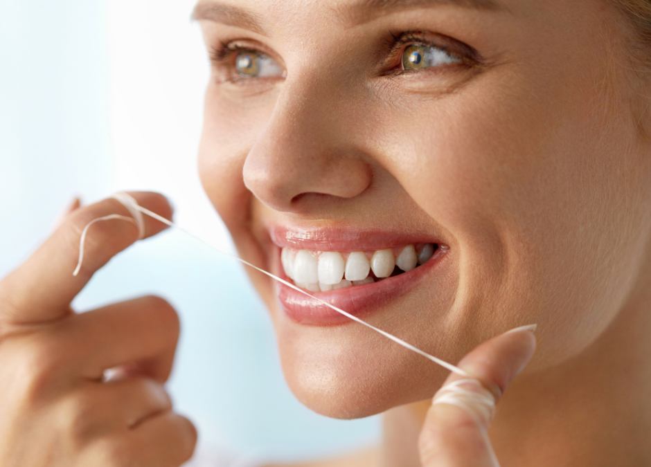 The Importance Of Flossing from your Pompano Beach Dentistry
